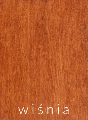 olcha barwiona na wiśnię
