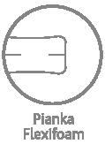 pianka flexifoam