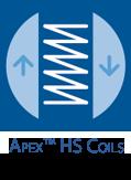 spreżyny Apex HD Coil